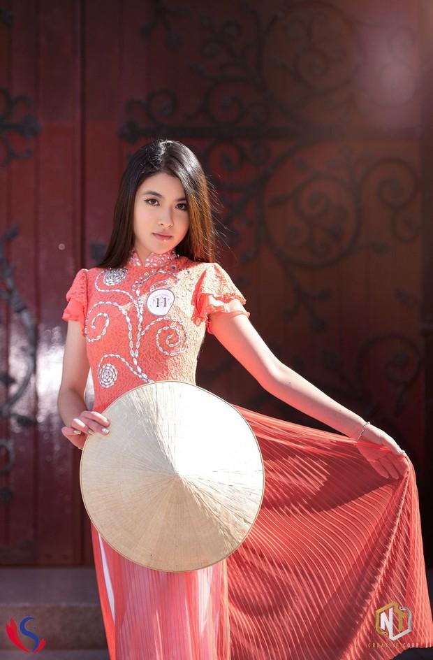 Ngắm dàn thí sinh của cuộc thi Hoa khôi du học sinh tại Úc: Con gái Việt dù ở bất cứ đâu, cứ diện áo dài là xinh! - Ảnh 11.
