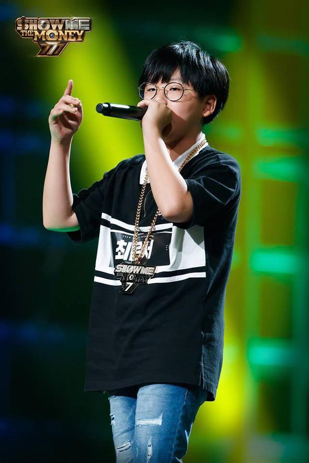 Cậu bé Hàn Quốc 15 tuổi gây ấn tượng với tài bắn rap cực đỉnh trên sóng truyền hình - Ảnh 4.