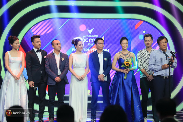 Cả Một Đời Ân Oán ẵm trọn loạt giải thưởng của VTV Awards 2018 - Ảnh 6.