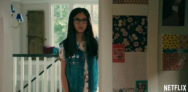 """Phát cuồng với cô em gái cụ non bá đạo nhất phim ngôn tình teen """"To All The Boys I've Loved Before"""" - Ảnh 1."""