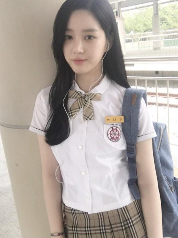 Có 7 mỹ nhân Hàn thuộc hàng U30, U40 nhưng mặc đồng phục học sinh vẫn không bị lố - Ảnh 5.
