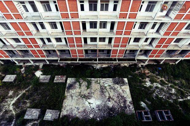 Bên trong ký túc xá từng được huy động vốn 700 tỷ đồng nhưng bỏ hoang ở Đà Nẵng suốt nhiều năm - Ảnh 6.