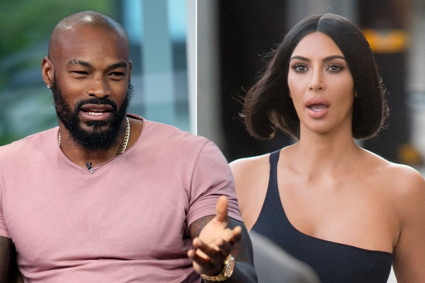 Bị hỏi về vụ chửi nhau của vợ, Kanye West sôi máu đuổi thẳng cổ phóng viên ngay giữa fashion show - Ảnh 4.