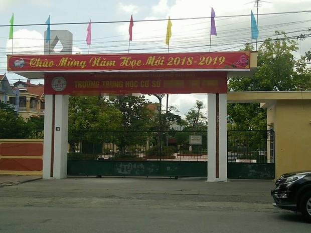 Thái Bình: Đang điều tra nghi án một nữ sinh lớp 9 bị hiếp dâm tập thể - Ảnh 1.