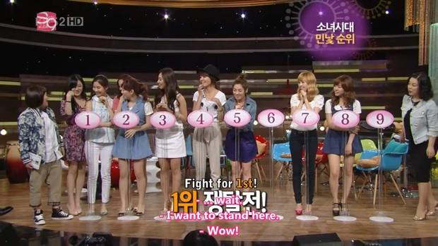 Yoona chỉ đứng thứ 6 trong bảng xếp hạng mặt mộc của SNSD, vị trí số 1 là... - Ảnh 6.