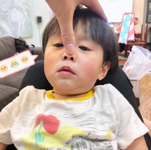 Tan chảy trước loạt biểu cảm cưng không chịu được của Xoài - em bé hot nhất Instagram Việt - Ảnh 24.