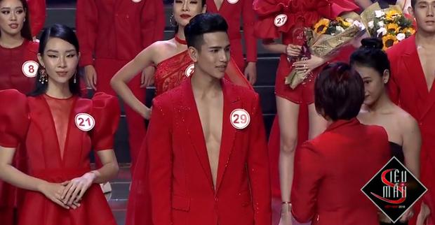 Kỳ tích thắng trọn gói của Kỳ Duyên đã được chuyển sang cho Hương Giang tại Siêu mẫu Việt Nam - Ảnh 2.