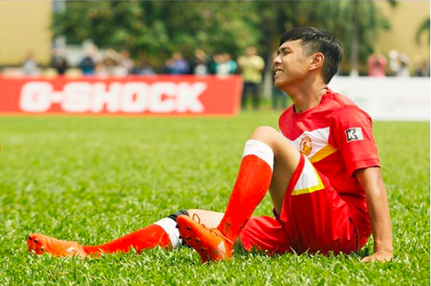 U23 có dàn cầu thủ đẹp trai như hot boy, còn đây là khi hot boy Việt mặc quần đùi áo số! - Ảnh 2.