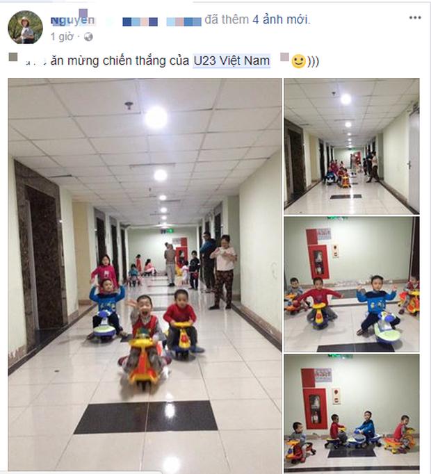 Dân mạng không ngớt lời chúc mừng chiến thắng lịch sử của U23 Việt Nam - Ảnh 2.