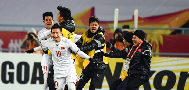 KỲ TÍCH: Việt Nam hạ gục Qatar sau loạt luân lưu nghẹt thở, vào chung kết U23 châu Á - Ảnh 3.