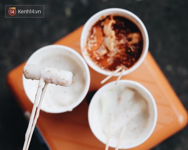 Sài Gòn: Hội không ăn cay rất thích điều này - xuất hiện tokbokki sữa cực lạ miệng nhé! - Ảnh 6.