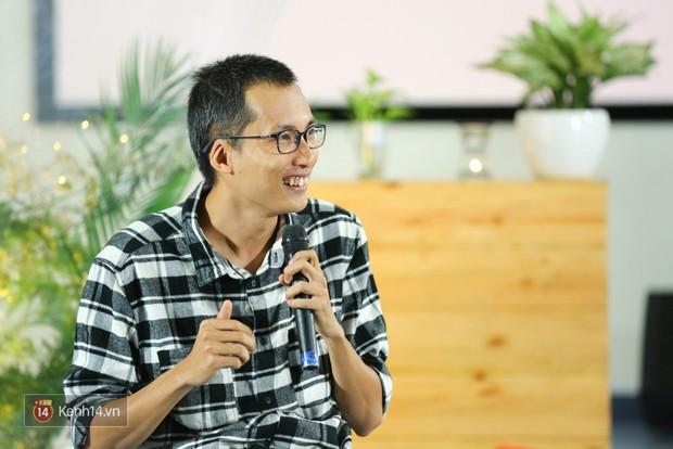 Bình tĩnh sống - Buổi trò chuyện tràn đầy cảm hứng của WeTalk 2017! - Ảnh 8.