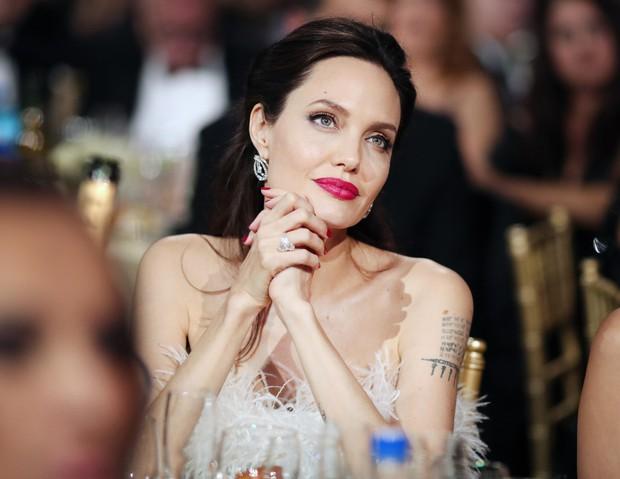 Loạt ảnh chứng minh ở tuổi 42, Angelina Jolie vẫn là báu vật nhan sắc của nước Mỹ không ai bì được - Ảnh 2.