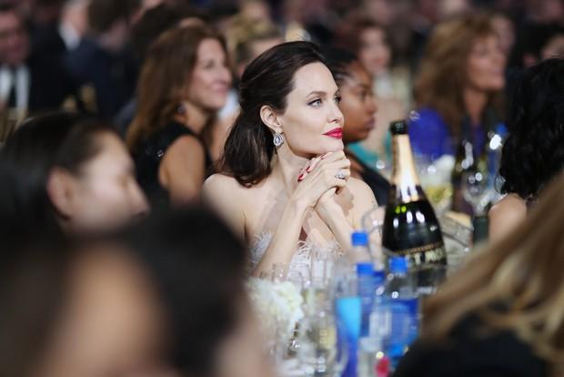 Loạt ảnh chứng minh ở tuổi 42, Angelina Jolie vẫn là báu vật nhan sắc của nước Mỹ không ai bì được - Ảnh 6.