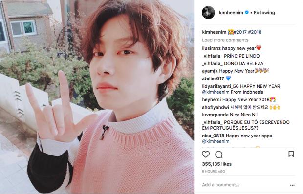 Sao Hàn mừng năm mới 2018: Vợ chồng Song Song rạng rỡ, Big Bang, Wanna One bận rộn đi diễn, Jessica sang hẳn Trung Quốc - Ảnh 27.