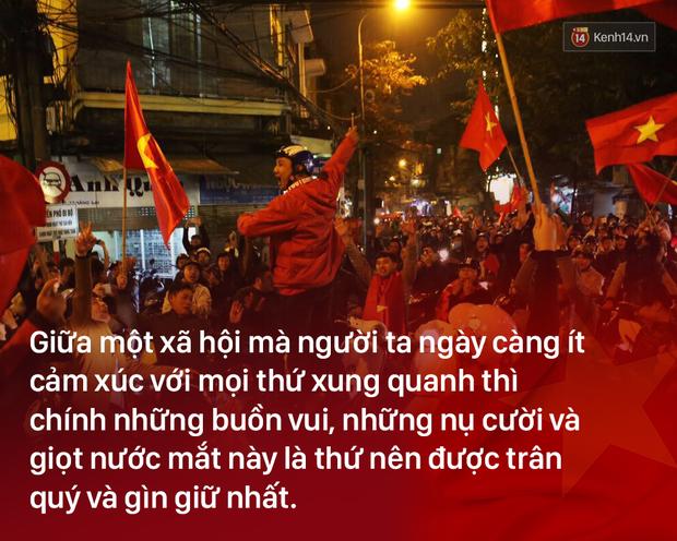 Chiến thắng U23 Việt Nam: Tình yêu bóng đá chẳng tội tình gì, cứ vui thôi có được không! - Ảnh 4.