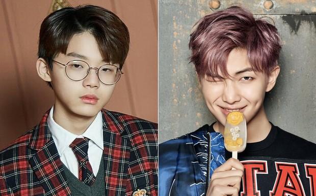 Gọi RM (BTS) là Rap thiểu năng, rapper sinh năm 2005 không xin lỗi mà còn đáp trả ngông cuồng - Ảnh 1.