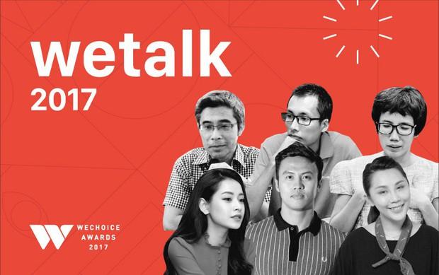 6 gương mặt diễn giả sẽ xuất hiện trong WeTalk năm nay! - Ảnh 1.
