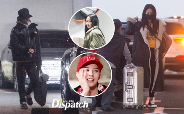 Không phải bị khui, thật ra G-Dragon còn đếm ngược đến ngày Dispatch tiết lộ chuyện hẹn hò? - Ảnh 5.
