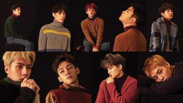 EXO thay đổi thế nào sau 5 năm tham gia show thực tế đầu tiên? - Ảnh 1.