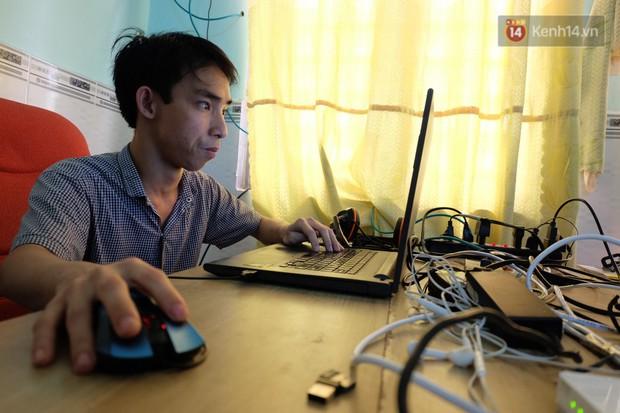 Bị từ chối việc làm vì khuyết tật, người đàn ông này mở hẳn công ty riêng, tuyển nhân viên là người cùng cảnh ngộ - Ảnh 6.