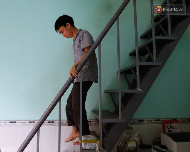 Bị từ chối việc làm vì khuyết tật, người đàn ông này mở hẳn công ty riêng, tuyển nhân viên là người cùng cảnh ngộ - Ảnh 5.