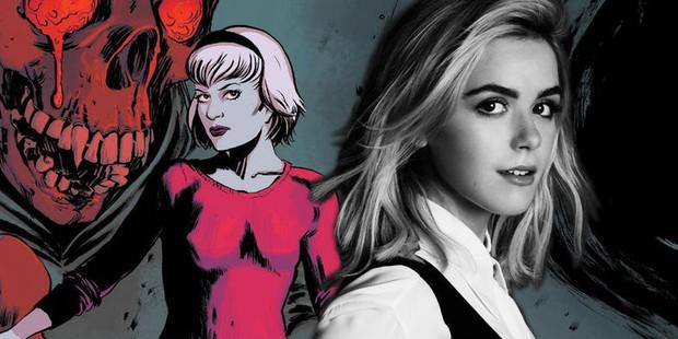Đã tìm ra Sabrina - Cô phù thủy nhỏ phiên bản 2018 cực xinh! - Ảnh 2.