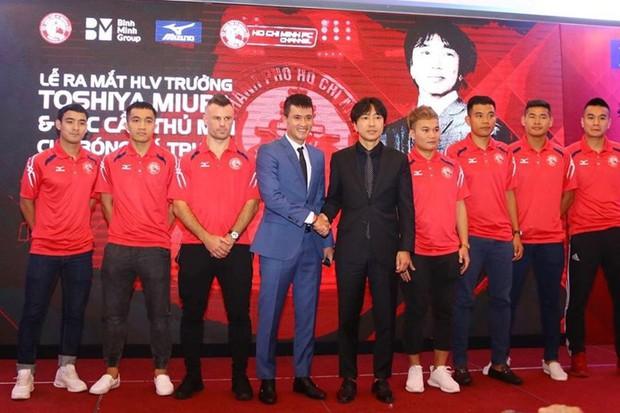 Công Vinh bảo kê, HLV Miura có thể thành công với V.League? - Ảnh 1.