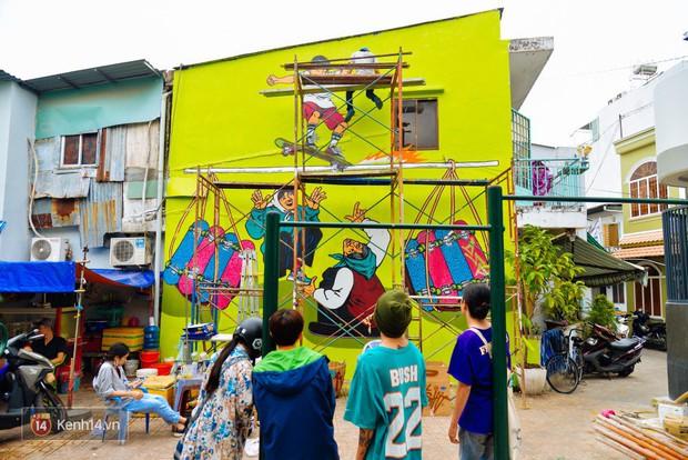 Sắp tới khu phố này sẽ là ổ check-in của cả giới trẻ Sài Gòn, bạn biết chưa? - Ảnh 4.