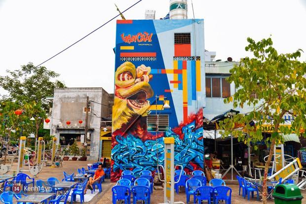 Sắp tới khu phố này sẽ là ổ check-in của cả giới trẻ Sài Gòn, bạn biết chưa? - Ảnh 6.