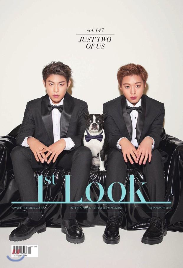 Thực hư clip mỹ nam Park Ji Hoon bị chính bạn thân cùng nhóm Wanna One túm tóc, lôi đầu vào ghế - Ảnh 2.