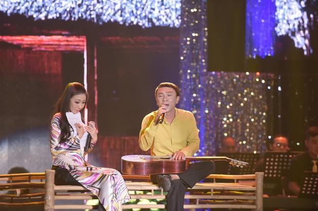 Cặp đôi vàng: Thánh nữ Bolero Jang Mi được danh ca Phương Dung khen ngợi hết lời - Ảnh 8.