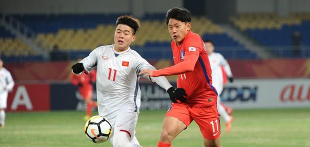 Nhờ copy Việt Nam, U23 Syria mới cầm hòa U23 Hàn Quốc - Ảnh 2.