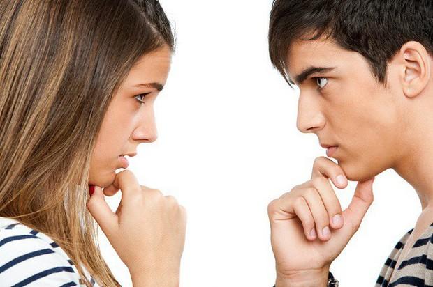 Không phải xấu hổ, chính bộ não đã ngăn chúng ta nhìn nhau khi nói chuyện - Ảnh 1.