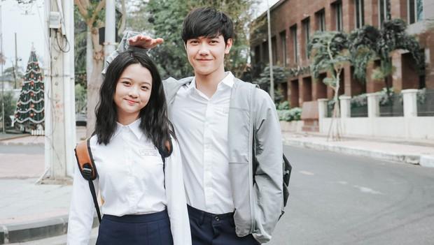 6 cặp đôi sao Việt mới tinh tình tinh lần đầu yêu nhau trên phim - Ảnh 9.