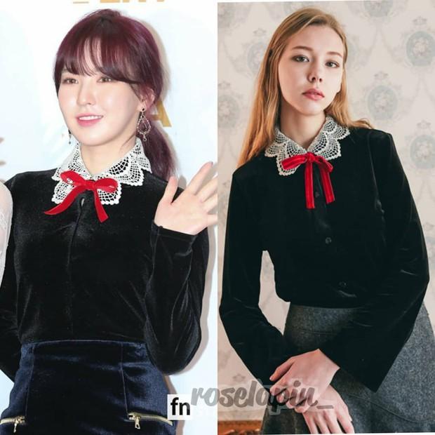 Bóc mác thời trang Golden Disc Awards 2018: Jennie Kim, Nayeon, Irene diện đồ hàng chục triệu đồng; IU, Lisa khiêm tốn với váy áo bình dân - Ảnh 4.