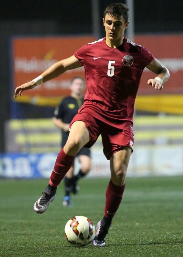 Bán kết chưa diễn ra nhưng dân mạng đã gấp rút tìm info trai đẹp của U23 Qatar - Ảnh 6.
