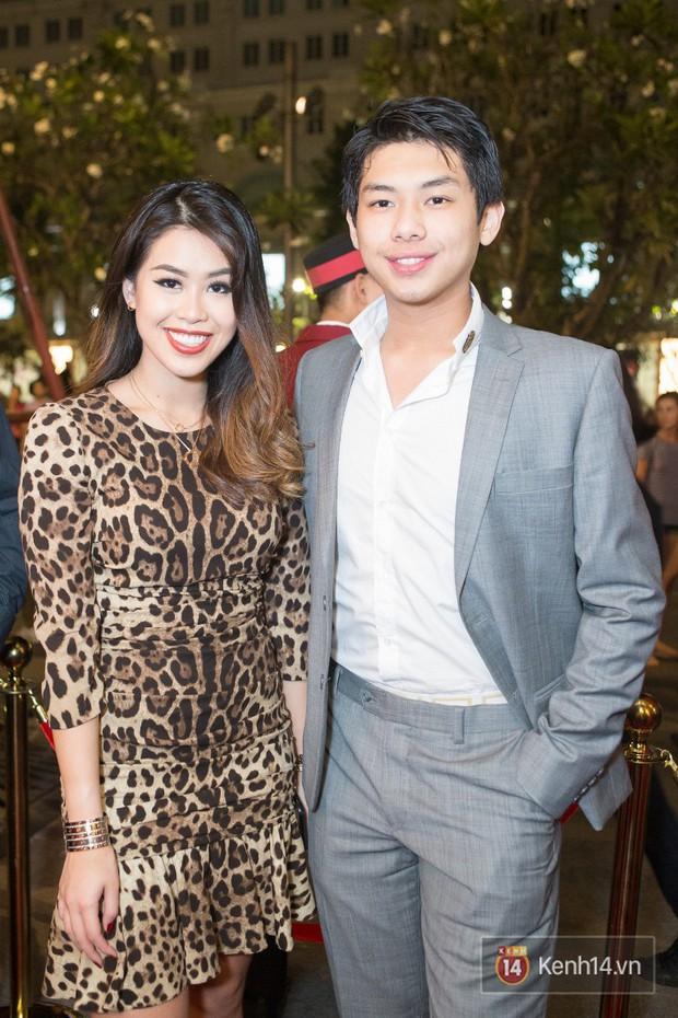 Thiếu gia út nhà chồng Tăng Thanh Hà đã cao đến 1m83 và ngày càng bảnh bao - Ảnh 6.