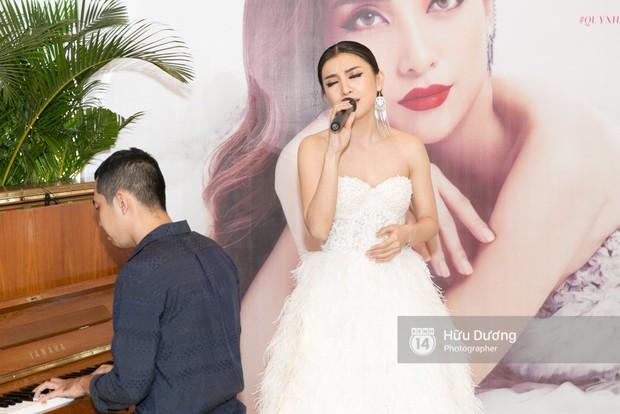 Tiêu Châu Như Quỳnh: Trong 8 năm qua, không có nhà sản xuất nào dám mạo hiểm đầu tư vì tôi không có gì nổi bật - Ảnh 3.