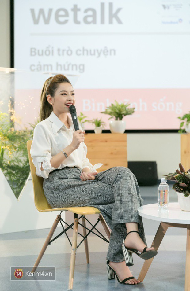 Bình tĩnh sống - Buổi trò chuyện tràn đầy cảm hứng của WeTalk 2017! - Ảnh 19.