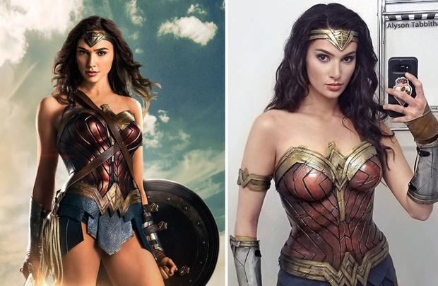 16 nhân vật nổi tiếng được cosplay tài tình khiến bạn hoa mắt khi phân biệt - Ảnh 3.