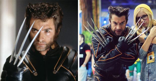 16 nhân vật nổi tiếng được cosplay tài tình khiến bạn hoa mắt khi phân biệt - Ảnh 17.