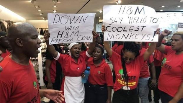 H&M thông báo quyết định cuối cùng nhằm giải quyết khủng hoảng phân biệt chủng tộc - Ảnh 1.