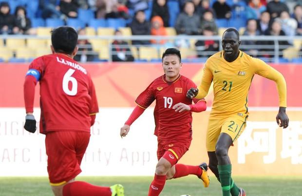VCK U23 châu Á: Việt Nam giành chiến thắng lịch sử trước Australia - Ảnh 3.