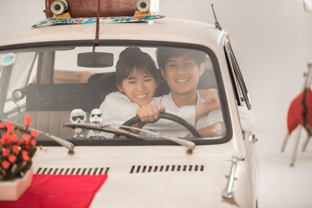 Vân Shi được cả hai đàn anh Ngô Kiến Huy, Chi Dân đồng ý tham gia diễn xuất trong MV mới - Ảnh 7.