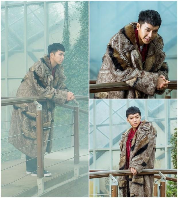 Ngộ Không bản Hàn Lee Seung Gi: Đại Thánh quấn chăn bông gây nóng mắt đến phát sợ - Ảnh 4.