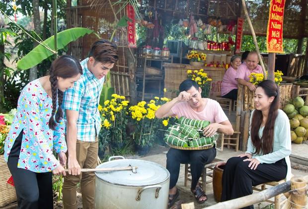 Đến phần thứ 3 của Cô Thắm về làng, Jun Phạm và Sam vẫn chưa đến được với nhau - Ảnh 2.