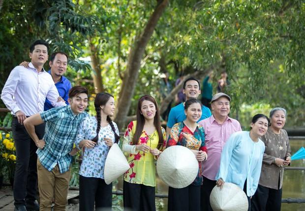 Đến phần thứ 3 của Cô Thắm về làng, Jun Phạm và Sam vẫn chưa đến được với nhau - Ảnh 5.