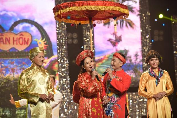 Cặp đôi vàng: Thánh nữ Bolero Jang Mi được danh ca Phương Dung khen ngợi hết lời - Ảnh 11.