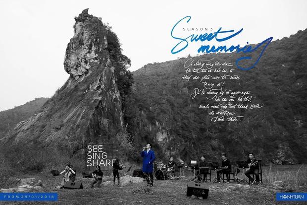 Hà Anh Tuấn mang dự án acoustic See Sing Share trở lại, tiếp tục khám phá vùng đất âm nhạc mới - Ảnh 2.